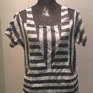 Soft Surroundings linen shirt